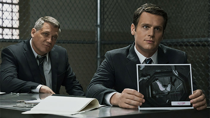 Mindhunter is a perfect example of David Fincher's obsessive excellence