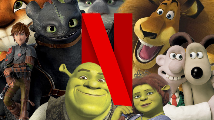 A bunch of DreamWorks animated hits just arrived on Netflix
