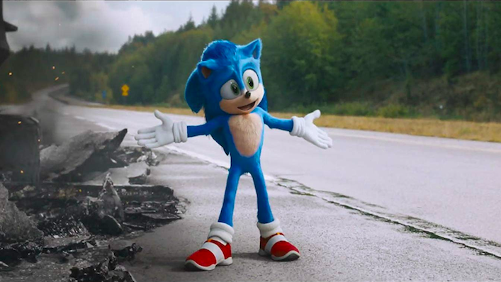 The redesigned Sonic the Hedgehog trailer is a vast improvement