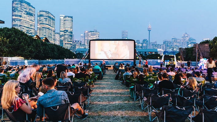 Win a VIP double pass to Openair Cinemas