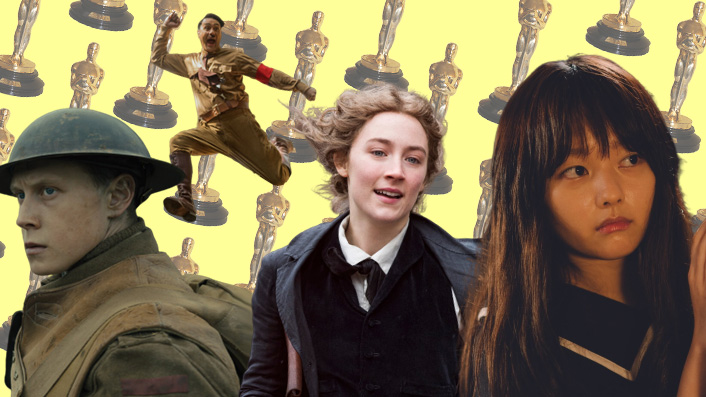 Where to watch the big Oscar nominees this weekend
