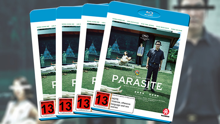 Win copies of incredible Best Picture Oscar nominee Parasite