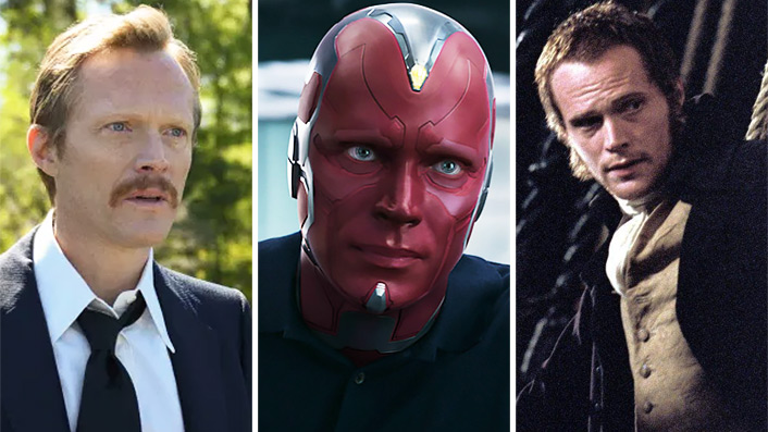 Paul Bettany's 7 best roles, from Master and Commander to Captain America