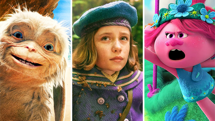 Our school holiday guide to the best and worst family movies in cinemas