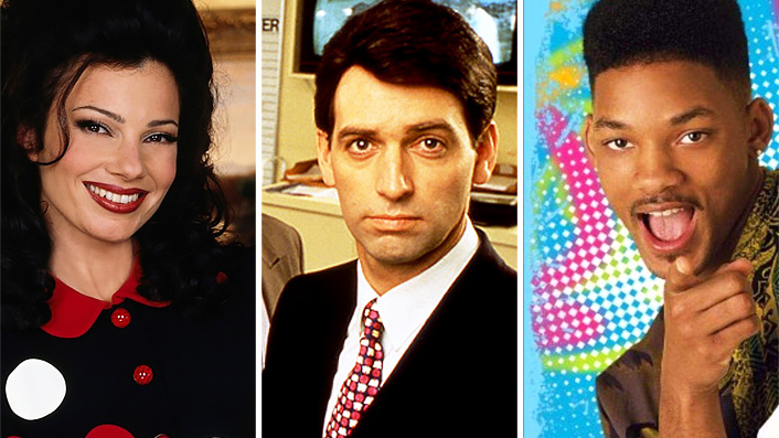 11 sitcoms from the 90s that aren't totally offensive today
