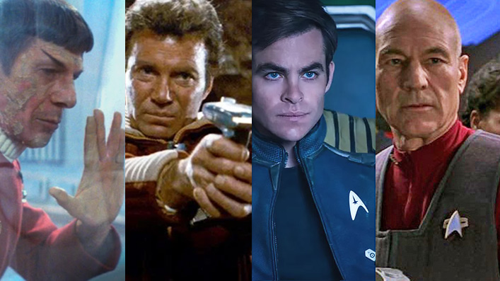 All Star Trek movies, ranked from worst to best