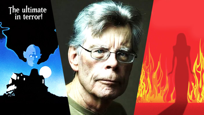 Every new Stephen King adaptation currently in the works