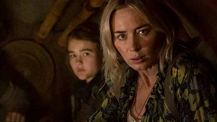 New trailer for A Quiet Place Part II brings more silent suspense