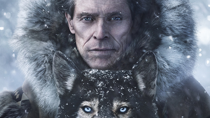 Willem Dafoe and his puppers save kids in a new Disney+ film
