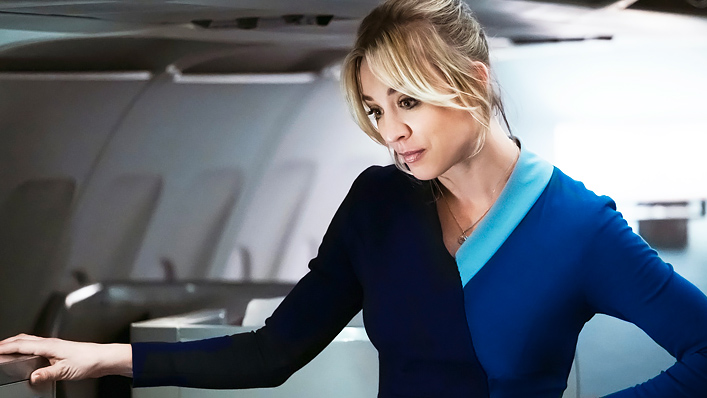 Why The Flight Attendant is the high flying mystery you need