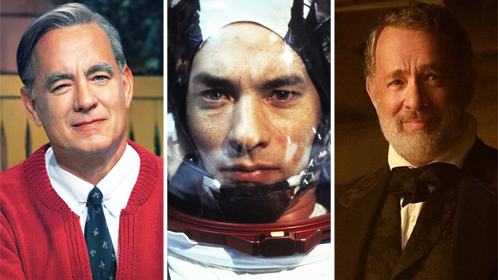 Tom Hanks' greatest roles, from dating a mermaid to fending off pirates