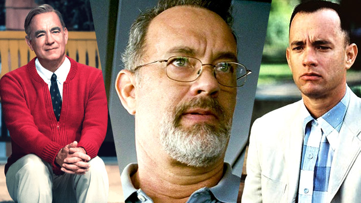 Tom Hanks' most memorable roles, ranked in order of Niceness