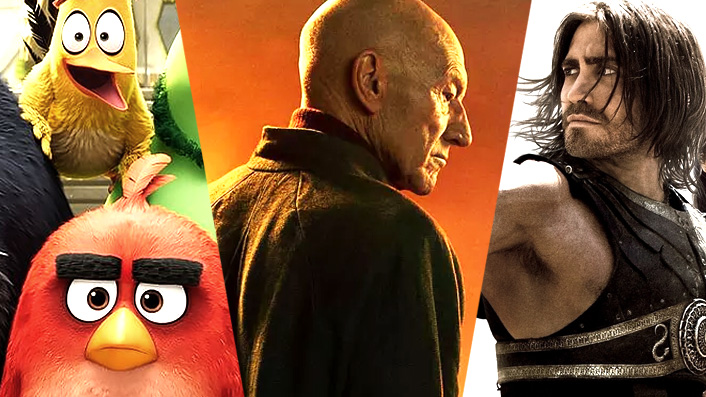 The Take podcast: first impressions of Picard & debating video game movies