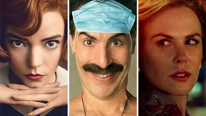 The best new movies and shows to stream right now