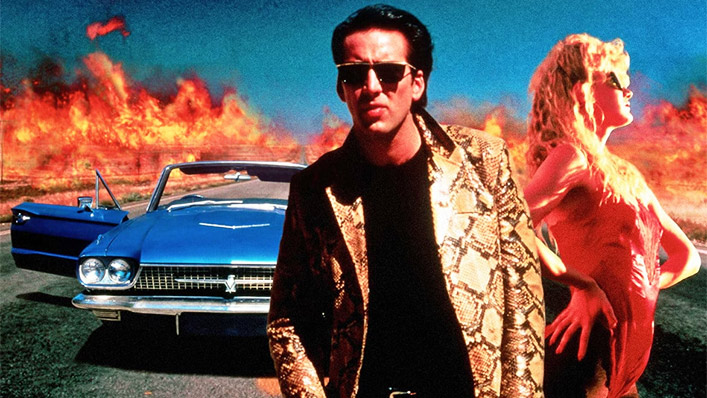 Happy bday Wild at Heart: the crazy Nic Cage and David Lynch classic