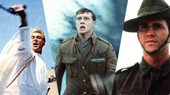 The 10 most intense WWI films